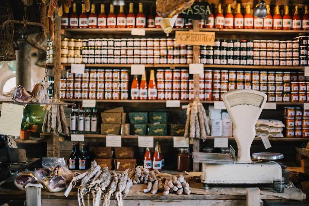rappresentanza importazione e distribuzione per prodotti alimentari italiani